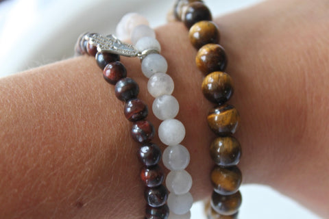 Tiger's Eye Bracelet - Gemstones&Co