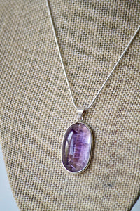 Amethyst Necklace - Gemstones&Co