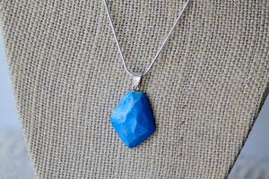 Calming Necklace - Gemstones&Co