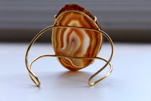 Load image into Gallery viewer, Carnelian Bangle - Gemstones&Co