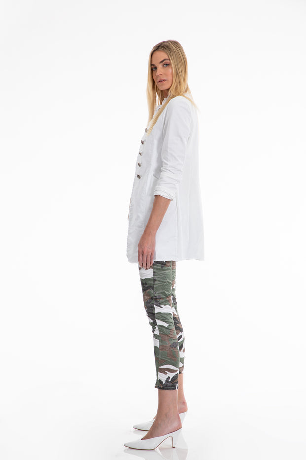 Jaimee Military Jacket