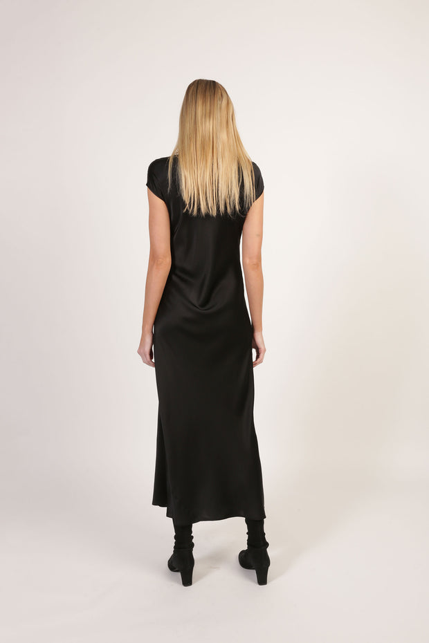 Isadora Silk Charmeuse Dress