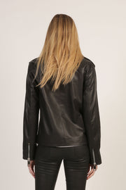 Latigo Oversized Biker Jacket