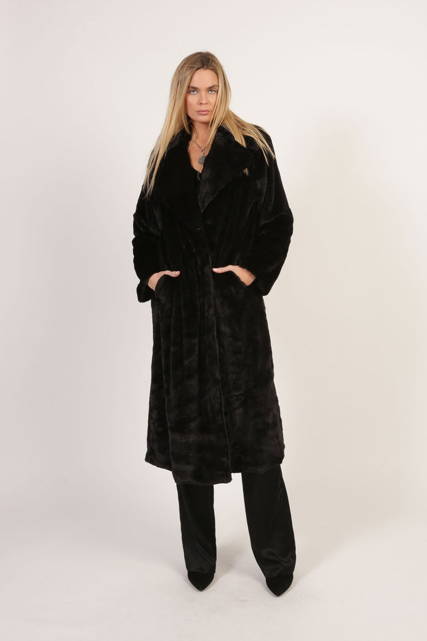 Westwood Faux Fur Coat