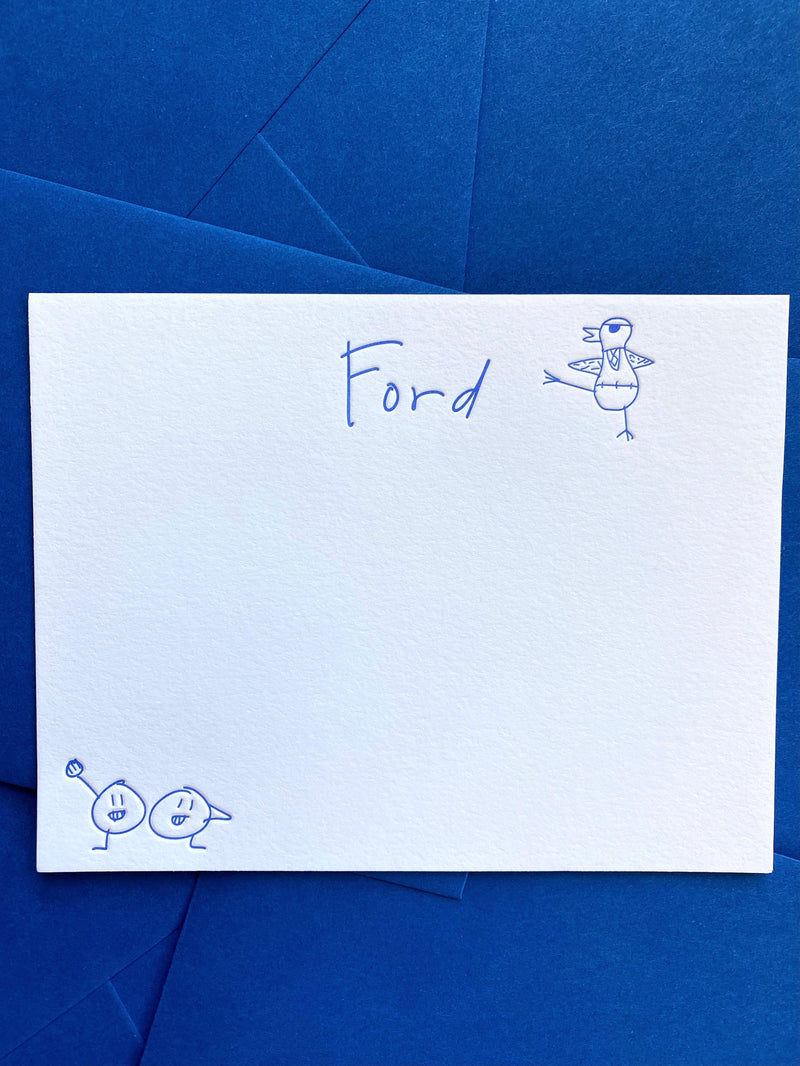 Ford Stationery