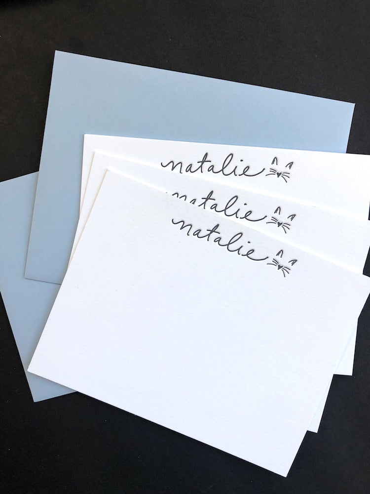 Natalie Stationery