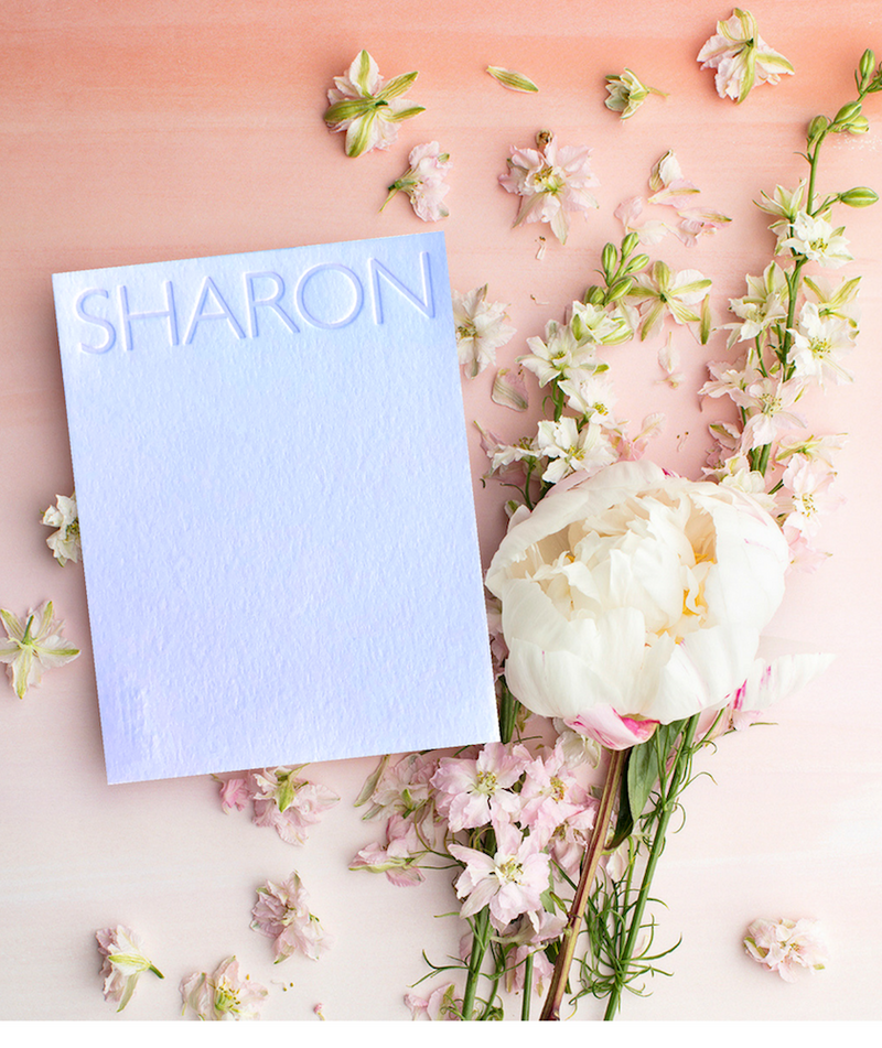 Sharon Stationery