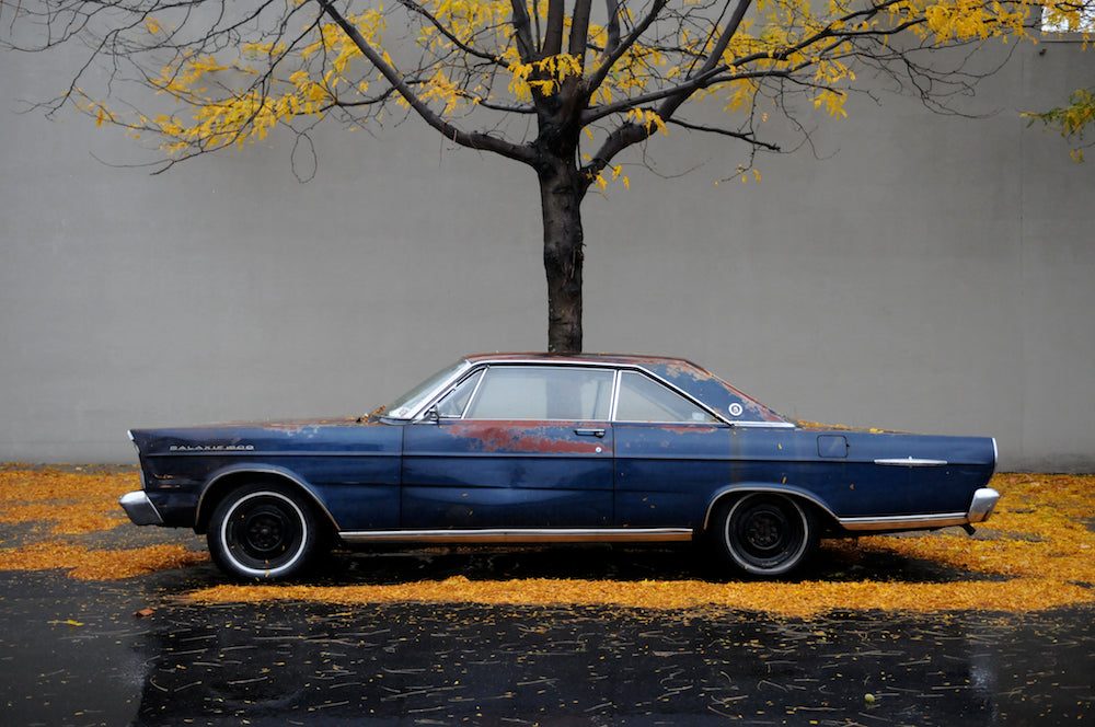 'Galaxie 500, Greenpoint, Brooklyn, NY' by Christine Navin