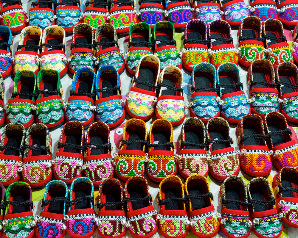 'Tiny Thai Slippers' by Darren Lee