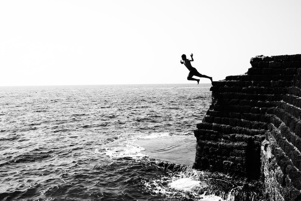 'A Leap of Faith' by Lord K2