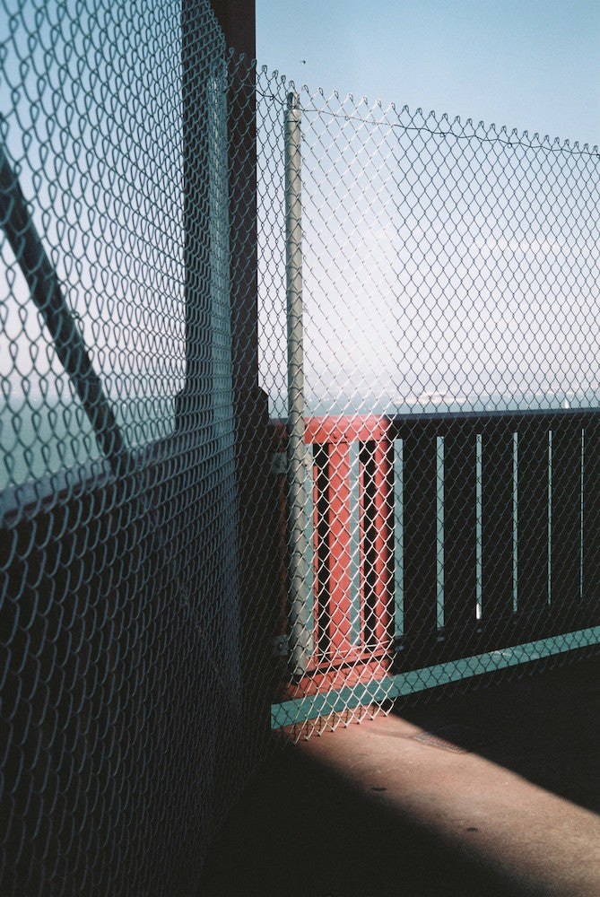 'Golden Gate Bridge, 2017' by Gwen Heeney