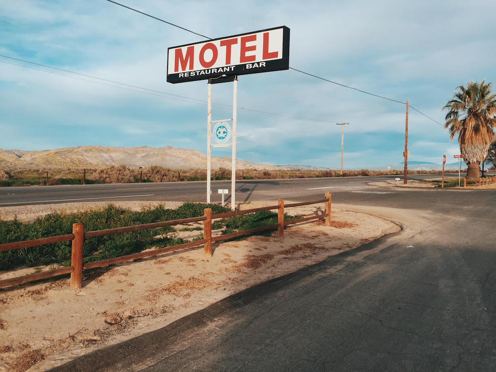 'Cuyama Hwy' by Josefine Rauch