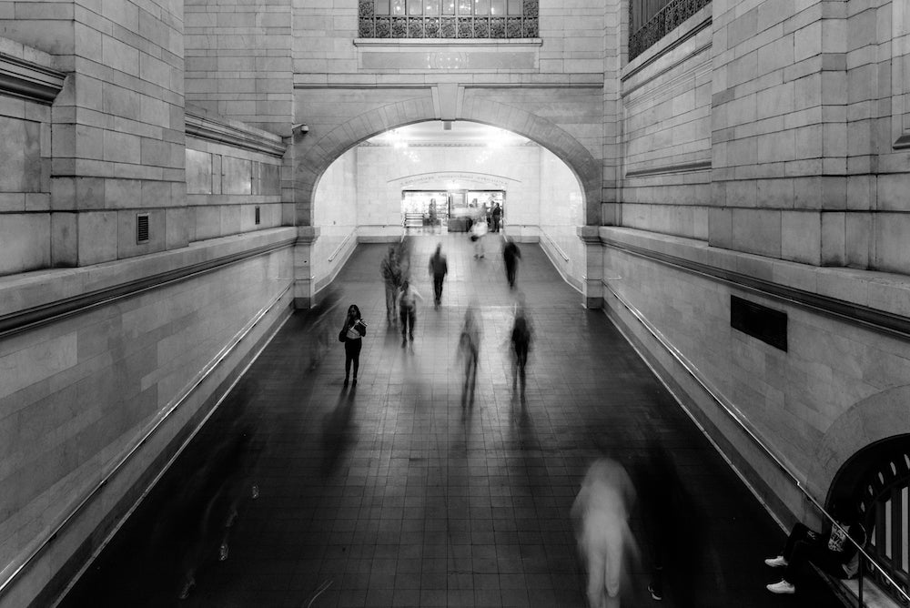 'Grand Central' by Justin DeGarbo