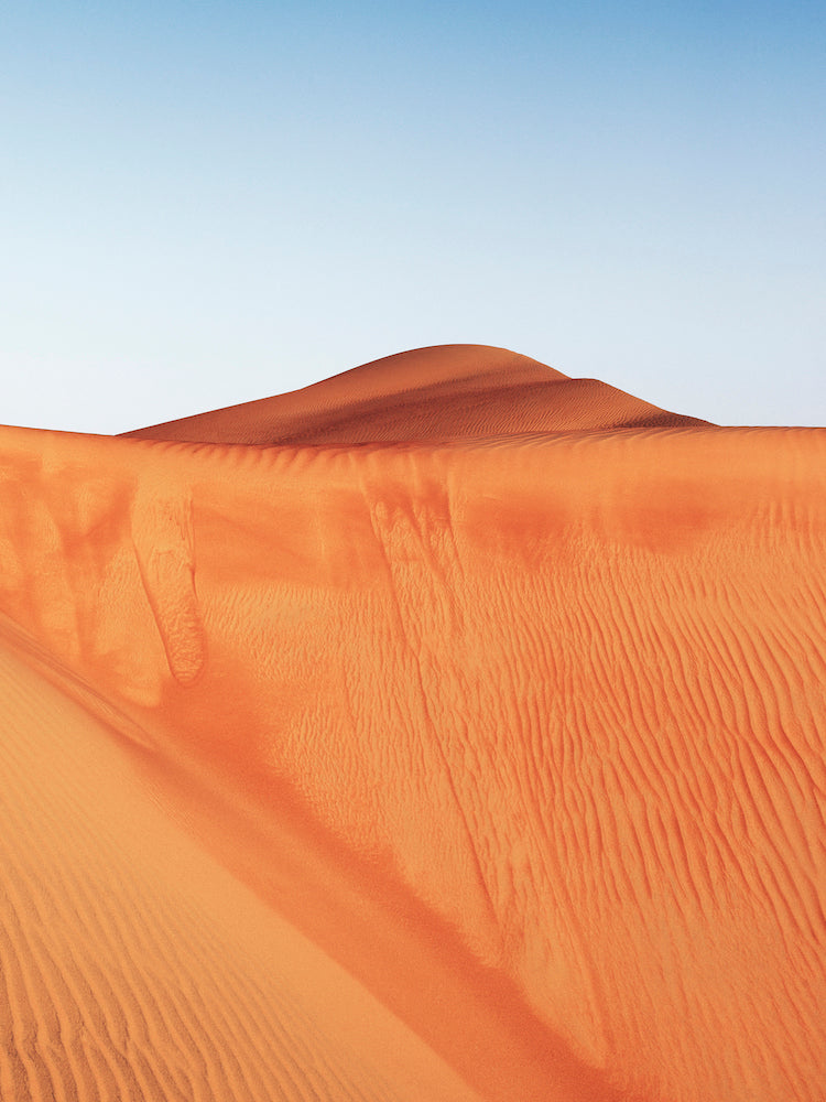 'Untitled. Dunes, Empty Quarter, Abu Dhabi' by Olga Petroff