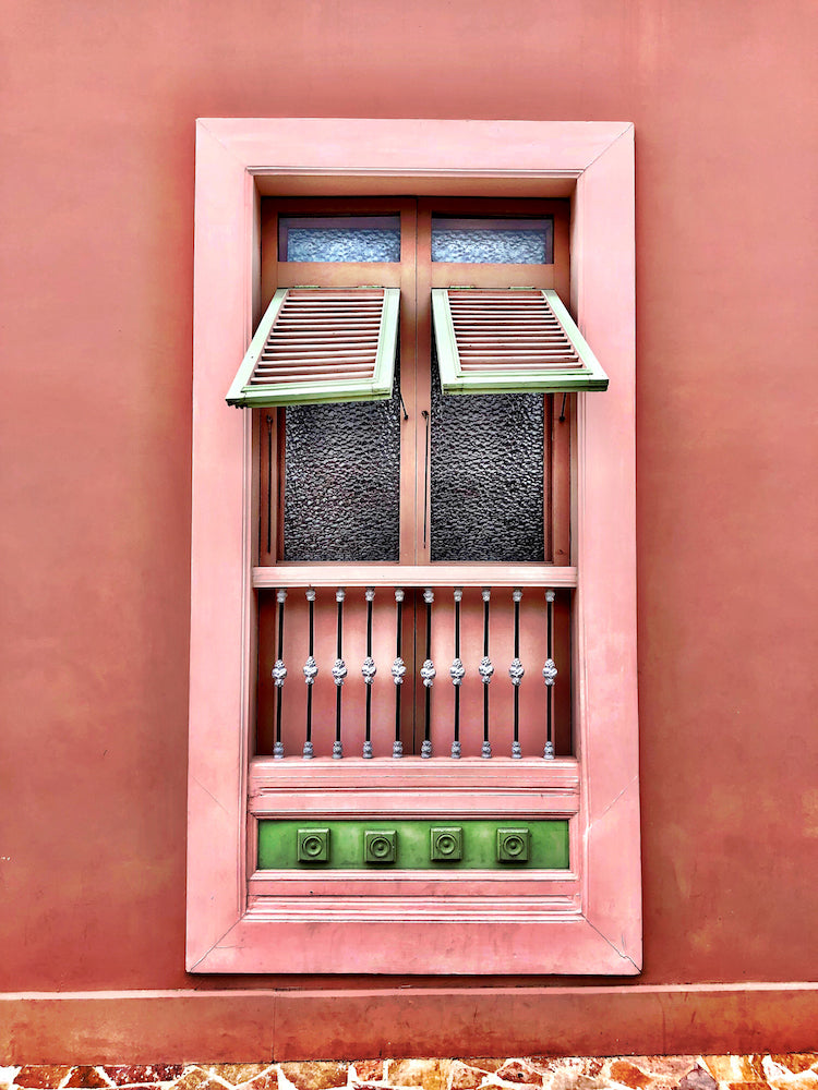 'Window, Guayaquil, Ecuador, 2018' by Sharon Smith