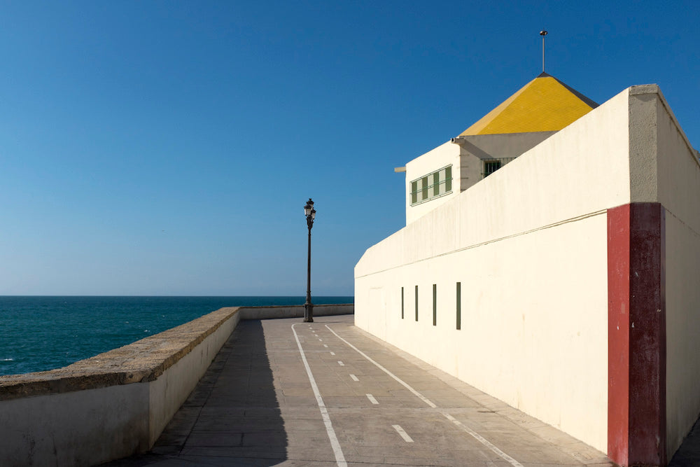 'Ship, Cadiz (Spain)' by Derk Zijlker