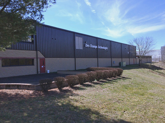 Des Champs Technologies Moves Into New 30,000 sq. ft. Facility