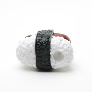 Empire Glassworks Dry Pipe - Spam Musubi