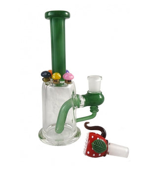 Empire Glassworks - Mini Rig - Mushroom Warp Kit