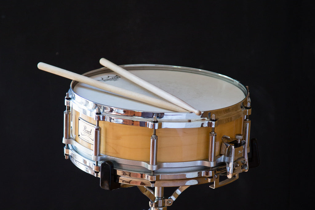 A Snare Drum Saved My Life. No, really.