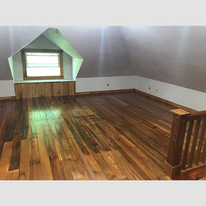 Farmhouse Attic Renovation