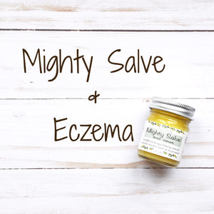 Mighty Salve For Healing Eczema