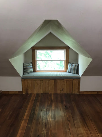 Attic Windowseat