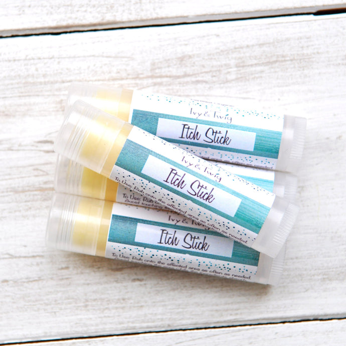 Organic Anti Itch Relief Stick for Bug Bites