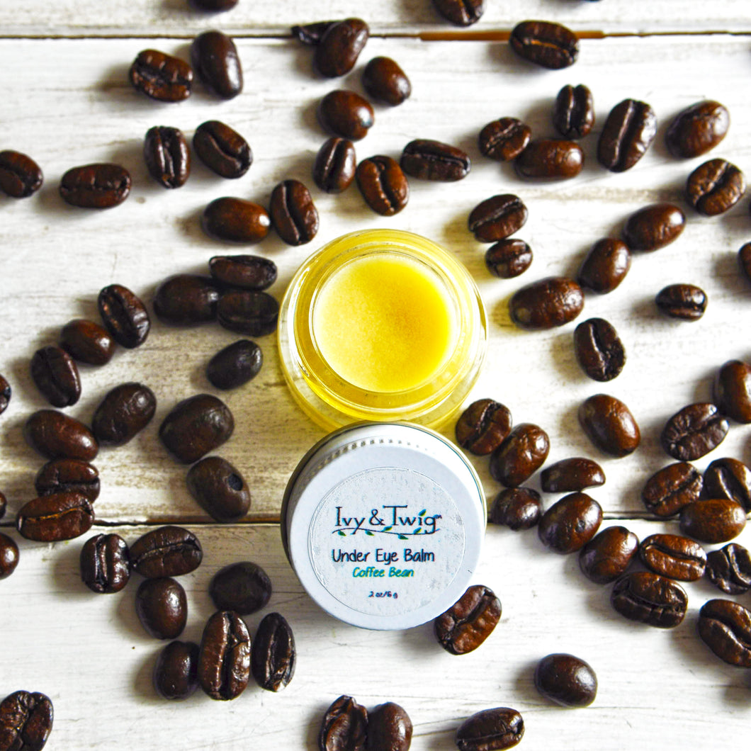 Organic Coffee Under Eye Balm