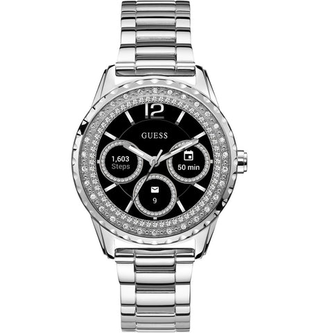 RELOJ GUESS CONNECT JEMMA C1003L3 | Plata