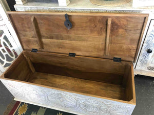 Nagara Blanket Box / Coffee Table