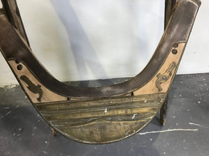 Vintage Camel Saddle