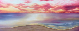 Pink Beach PAINTING