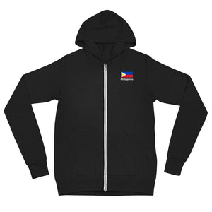 Philippine hoodie - (Unisex - men's clothing, women's clothing)