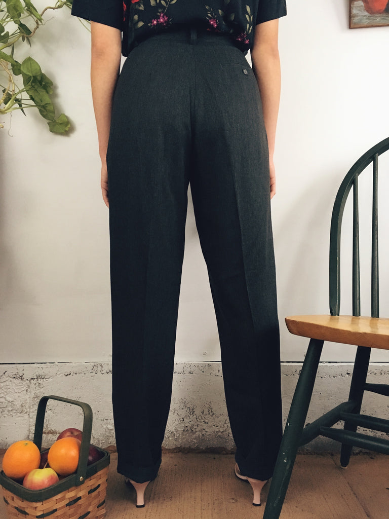 The Laid-Back Comfy Trouser
