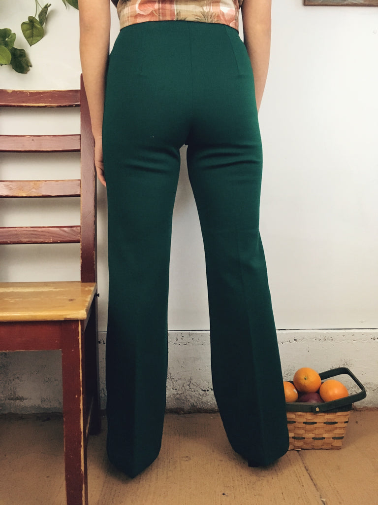 The Forest Green Flares