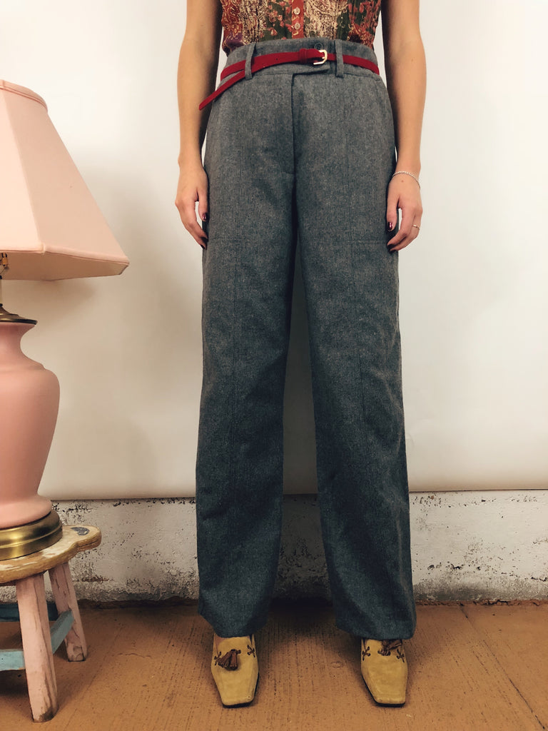 "Highwaisted Boy Flares (28"")"