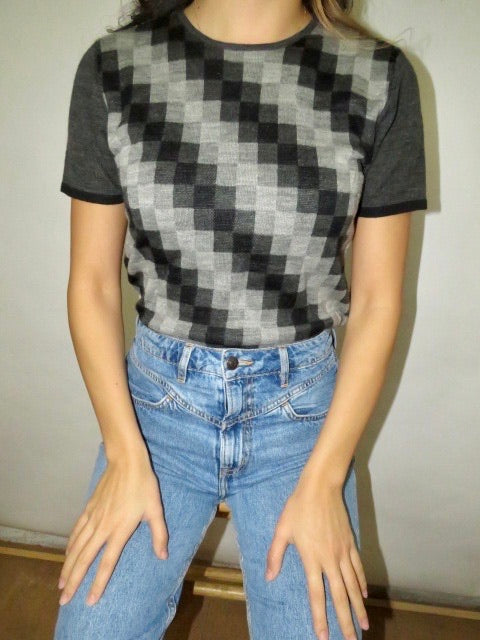 Vintage Retro Short Sleeve (S)