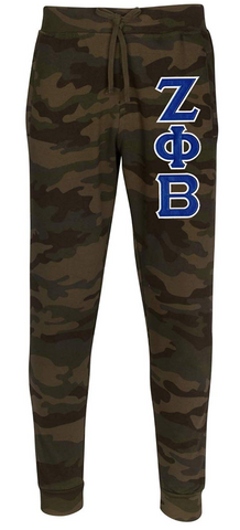 Zeta Phi Beta Sorority Joggers