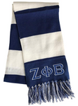 Zeta Phi Beta Sorority Scarf