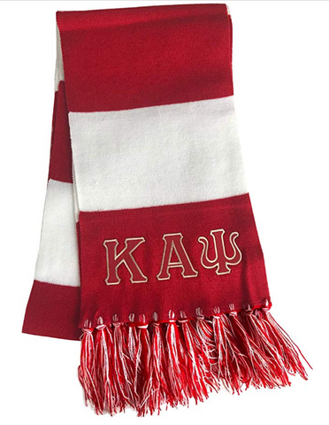 Kappa Alpha Psi Fraternity Mens Scarf