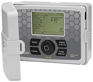 16-Station Indoor/Outdoor Controller with 2.4 GHz Wi-Fi and Bluetooth