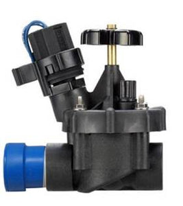 "HRB 100 1"" NPT Commercial Valve with 1"" Blu-Lock Adapter"