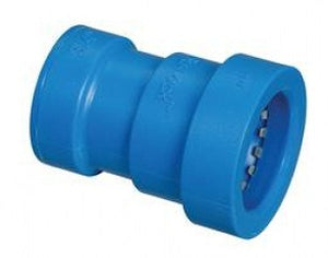 "1"" Blu-Lock Lateral Pipe Fitting- 1"" BL x 3/4"" BL Coupling"