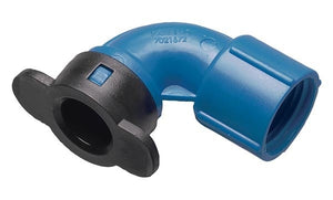 "1/2"" Blu-Lock Swing Pipe Fitting-1/2"" BL x 1/2"" Fipt Ell"