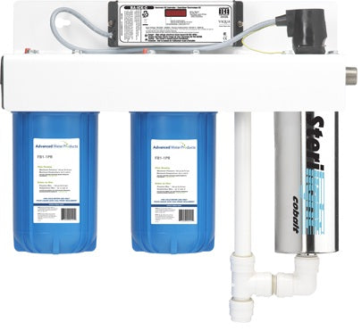 8.0 USGPM Integrated Home UV Filtration System