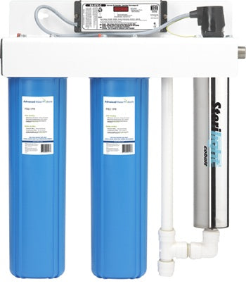 13.0 USGPM Integrated Home UV Filtration System