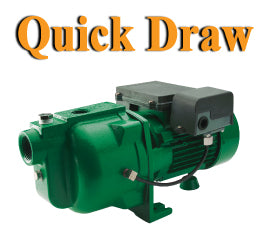 Myers 1/2 HP Quick Draw Jet Pump