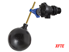 XF TEK - Xtraflo Top Entry Kit
