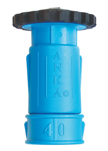 "ANKA 1 1/2"" Large Wash Down Nozzle with Hose Tail"